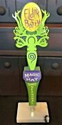 Magic Hat Brewing Elder Betty Tap Handle Summer Seasonal Beer - New In Box And F/s