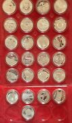 Lot Donald Trump Save America Rally Build The Wall 1 Oz .999 Silver Round Coin