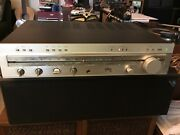 Calibre Vintage Am/fm Stereo Receiver Model 215. Tested All Functions Work.