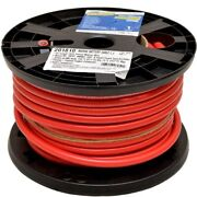 Smart Boat Starter Battery Cable 201810   1/0 Awg Red 100 Ft