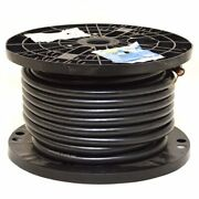 Smart Boat Marine Grade Battery Cable   3/0 Awg Black 100 Ft Tinned