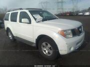 Automatic Transmission 07 Pathfinder 4x4 Shift On Fly 4wd W/o Off Road Package