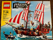 Lego Pirates The Brick Bounty 70413 [745 Pieces] Discontinued