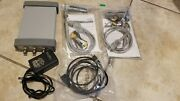 Keysight U2702a Scope With 2 Probes And Usb Cable, Power Supply