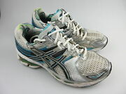 Womenand039s Asics And039gel Kayano 16and039 Sz 8.5 Us Runners Blue Vgcon | 3+ Extra 10 Off