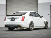 Borla 16-18 For Cadillac Cts-v 6.2l V8 2.75in Diameter S Type Catback Exhaust W/