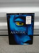 Avatar Blu-ray/dvd, 2010, 2-disc Set With Slipcover, James Cameron, New