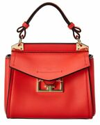 Givenchy Mystic Mini Leather Top Handle Shoulder Bag Womenand039s