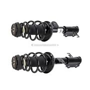For Chevy Volt 2011 2012 Pair Front Strut Spring Assembly Tcp