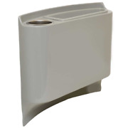G3 Boat Corner Cover Panel 73580129   Lx W/ Cup Holder Gray