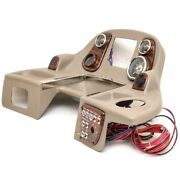 Avalon Boat Dash Console Panel 120939 | 33 1/4 X 14 1/2 Inch Taupe