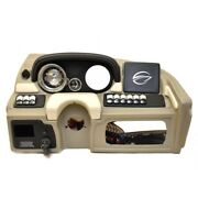 Crownline Boat Dash Console Panel 44983   29 3/4 X 16 Inch Taupe