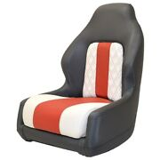 Glastron Boats 048-1938 Deluxe Marine Captain Helm Bucket Seat Chair Second