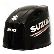 Suzuki Boat Engine Cowling Cover 61420-96870-yay | 200 Hp Crack