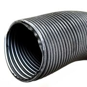 Duravent Boat Heater Hose 2105-0400-1250   4 Inch X 50 Foot Black