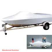 Chaparral Boat Shrinkable Transhield Cover 18.00048 | 250 Signature W/ Arch