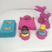 2015 Fisher Price Little People Disney Princess Songs Palace Replacement Pieces