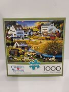 Buffalo Games Charles Wysocki 1000 Piece Puzzles Hounds Of The Baskervilles