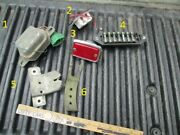 Lot Of 6 Oem Vintage Parts For 1977 Toyota Celica Coupe Car - Used