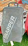 Snapper Mower Grass Catcher Bag And Frame 7058571yp 7075765yp 7051906yp 2035