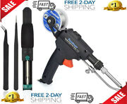 Toolour Automatic Soldering Gun Kit 5 In 1 60w Auto Feed Welding Tool Kit Access