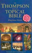 Thompson Chain-reference Topical Bible