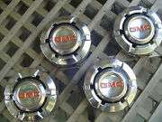 1968 75 Vintage Gmc Chevrolet Pickup Truck Jimmy Hubcaps Wheel Covers 1/2 Ton