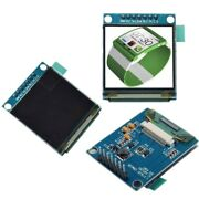 1-5pcs 1.5'' Inch 128128 Spi Oled Display 262,144 Color Lcd Module For Arduino