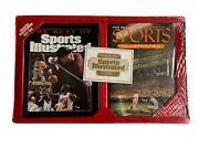 New Sports Illustrated Gift Set - 1954 1st Issue Reprint And 1954 Replica Cards