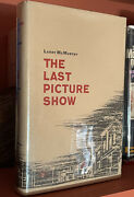 1966 Larry Mcmurtry The Last Picture Show First Edition Signed