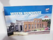 Walthers Cornerstone Ho Scale Building/structure Kit Modern Train Roundhouse