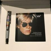 Great Characters Andy Warhol Limited Edition 1928 Rollerball Pen
