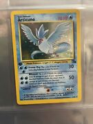 1999 1st Edition Mint Holo Articuno Pokemon Tcg Card Fossil Base Set 2/62
