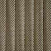 Marine Grade 1 Inch Sewn Pleated Perforated Beige 51 Inch Wide Boat Vinyl Yard