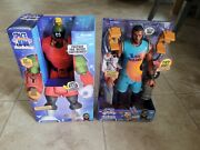 Lebron James And Marvin The Martian Space Jam New Legacy Ultimate Tune Squad Lot