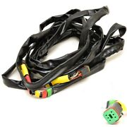 Volvo Penta Boat Evc Cable Harness 21166002 | 6 Pole 22 Foot