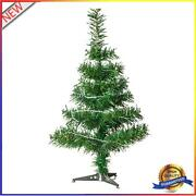 Christmas Tree Ornaments With Light New Year Party Xmas Decoration Green Os