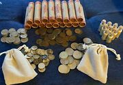 U.s Coins And Precious Metals - Grab Bag - 56 Items - Gold/silver In Every Bag
