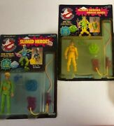 The Real Ghostbusters Action Figures