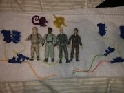 Real Ghostbusters Kenner Action Figures