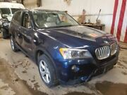 Trunk/hatch/tailgate With Power Opening And Closing Fits 11-17 Bmw X3 818073