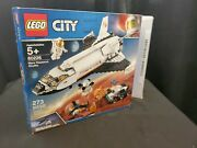 New Lego City Space Mars Research Shuttle 60226-ships In Outer Box See Descr
