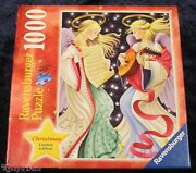 Ravensburger Limited Edition Angels Christmas Holiday 1000 Piece Puzzle