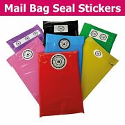 Tamper Evident / Packaging Security Seals - Choose Your Sticker Size