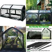 Quictent Mini Portable Greenhouse 98 X 49 X 53 Inches Pop Up Grow House For Outd