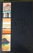 The Taste Of Care Reservation Book 2021 With Case 100a