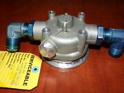 Bell 204 Helicopter Oil Transmission Filter Head 204-040-760-009