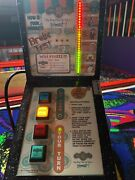 Mr. Vend Vintage 1998 Coin Operated Brain Test Arcade Game 19 X 12 X 9