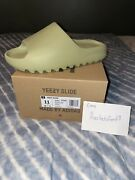 Yeezy Slide Resin Size 11 Mens Gz5551 Brand New / In Hand 100 Authentic