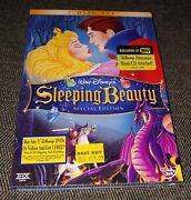 Disney The Sleeping Beauty Special Edition 2-disc Set Exclusive Best Buy Dvd